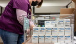 Pfizer сообщила о рассмотрении вопроса регистрации своей вакцины в России